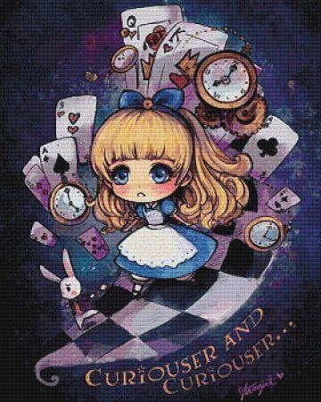 click here to view larger image of Alice (Chibi) (chart)