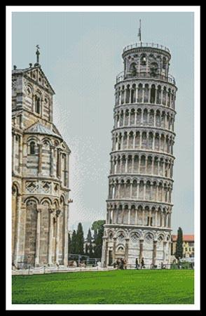 click here to view larger image of Leaning Tower Of Pisa (chart)