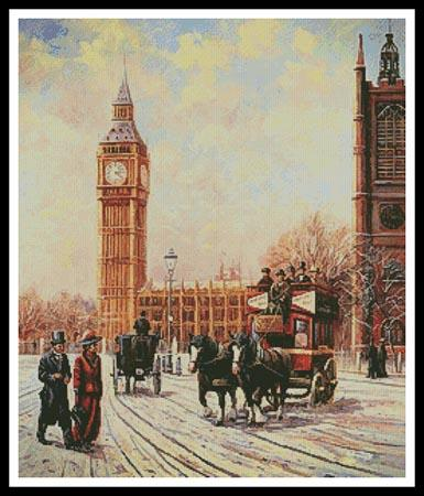 click here to view larger image of Westminster And Big Ben (chart)
