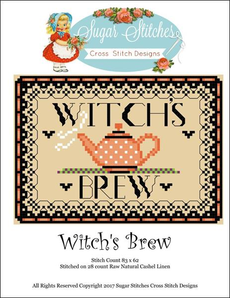 click here to view larger image of Witchs Brew (chart)