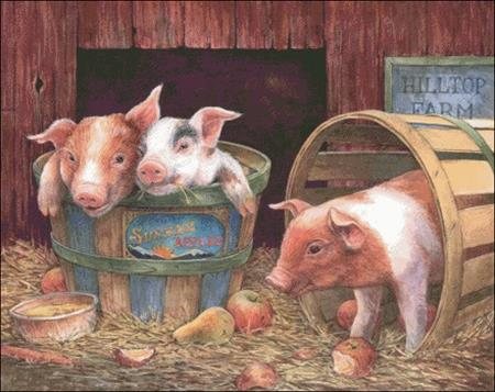 click here to view larger image of Three Pigs (chart)