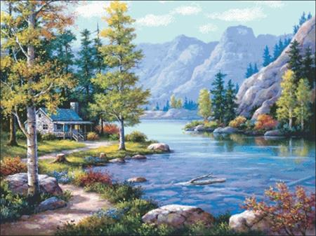 Lakeside Lodge - click here for more details about chart