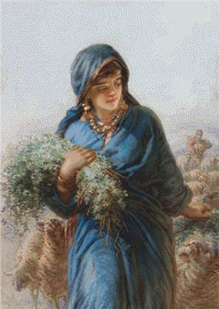click here to view larger image of Shepherdess, The (chart)