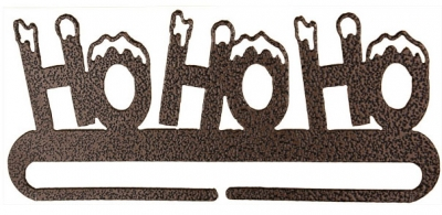 click here to view larger image of HoHoHo Split Bottom Bellpull - Copper Vein - 12in (accessory)