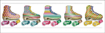 click here to view larger image of Snazzy Skates (chart)