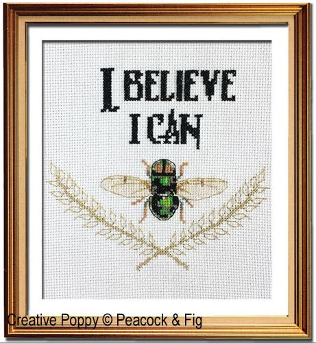 click here to view larger image of I Believe I Can Fly (chart)