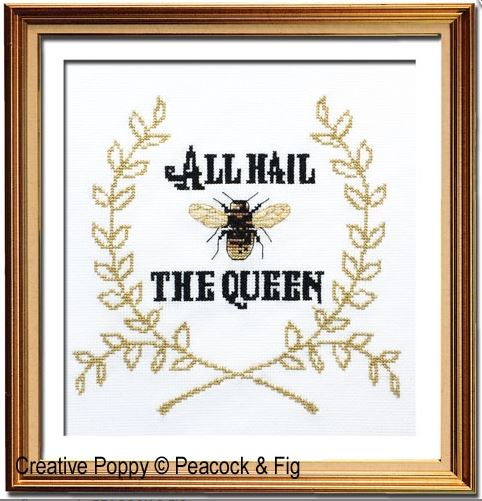 click here to view larger image of Queen Bee (chart)