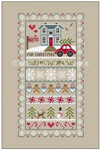 click here to view larger image of Home For Christmas (chart)