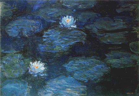 click here to view larger image of Water Lilies (None Selected)
