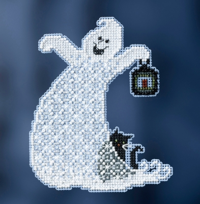 click here to view larger image of Essence - Ghost Trilogy (counted cross stitch kit)