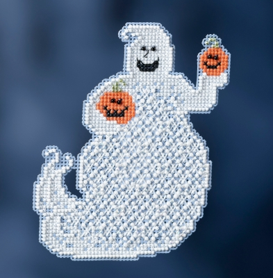 click here to view larger image of Ellis - Ghost Trilogy (counted cross stitch kit)
