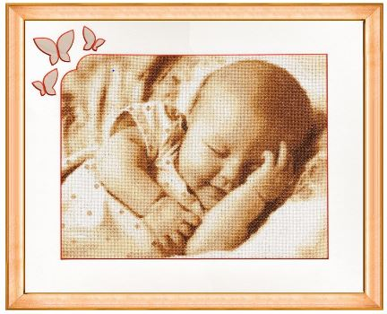 click here to view larger image of Flying In A Dream (counted cross stitch kit)