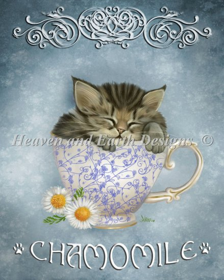click here to view larger image of Chamomile Tea (chart)