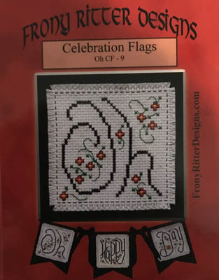 click here to view larger image of Celebration Flags - Oh (chart)