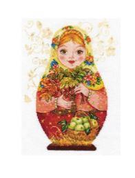 click here to view larger image of Autumn Beauty (counted cross stitch kit)