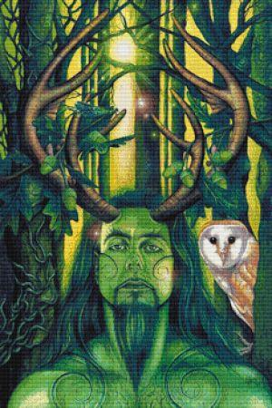 click here to view larger image of Herne The Hunter (chart)