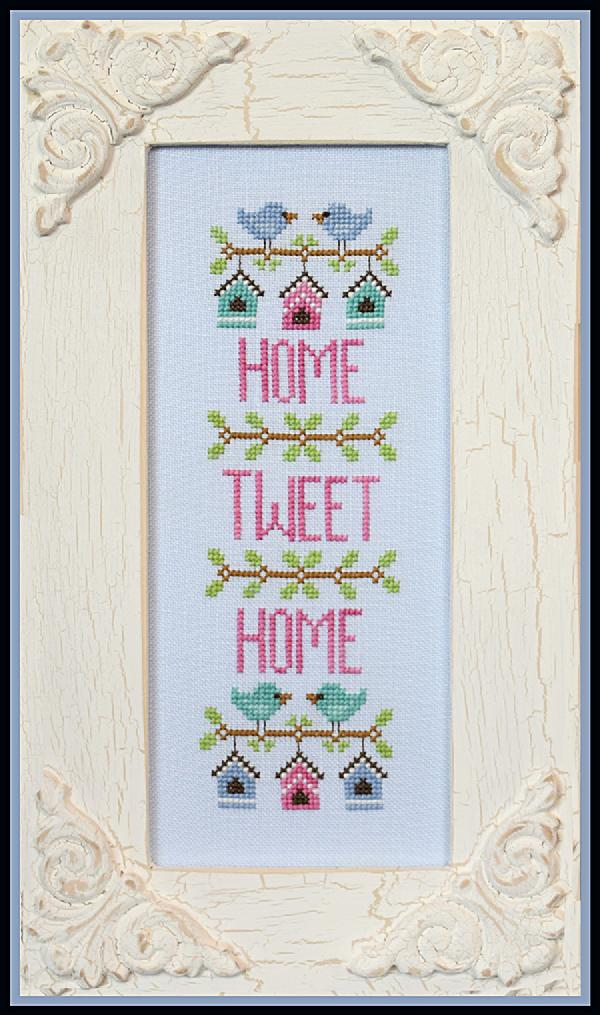 click here to view larger image of Home Tweet Home (chart)