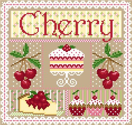 click here to view larger image of Cherry Sampler (chart)