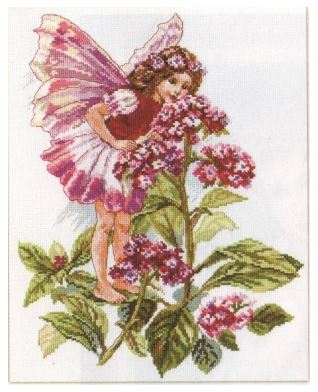 click here to view larger image of Summer Princess (counted cross stitch kit)