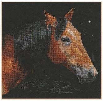 click here to view larger image of Altair (counted cross stitch kit)
