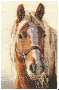 click here to view larger image of Adel (counted cross stitch kit)