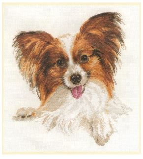 click here to view larger image of Charlie (counted cross stitch kit)