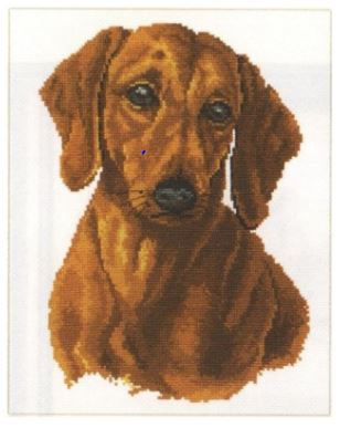 click here to view larger image of Takca (counted cross stitch kit)