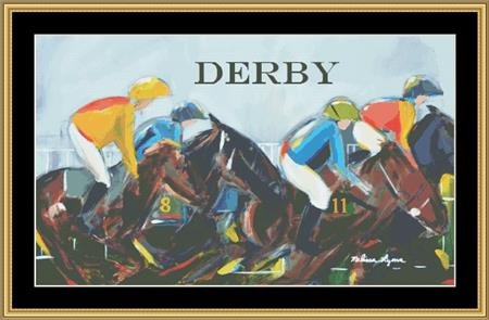 click here to view larger image of Derby (chart)