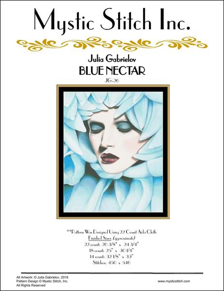 click here to view larger image of Blue Nectar (chart)