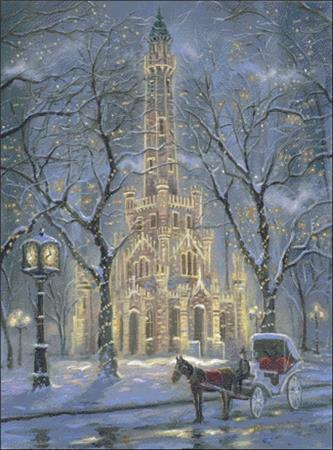 click here to view larger image of Chicago Water Tower (chart)