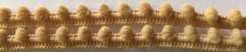 click here to view larger image of Ballet Nude Mini Pom Pom (fiber)