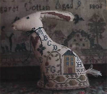 click here to view larger image of Sampler Hare (chart)