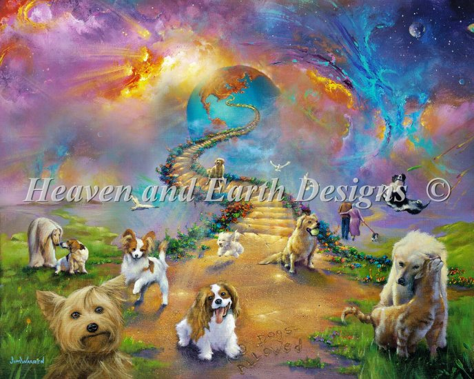 click here to view larger image of All Dogs Go To Heaven Two (chart)