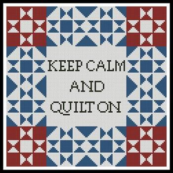 click here to view larger image of Quilt Block 1 (chart)
