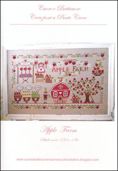 click here to view larger image of Apple Farm (chart)