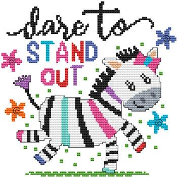 click here to view larger image of Dare To Stand Out (chart)