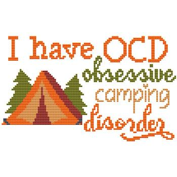 click here to view larger image of OCD... Camping (chart)