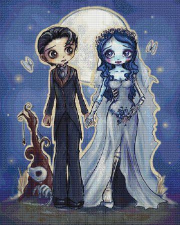 click here to view larger image of Corpse Bride (chart)