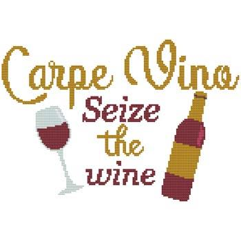 click here to view larger image of Carpe Vino - Seize The Wine (chart)