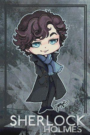 Sherlock - click here for more details about chart