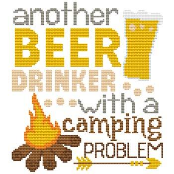 click here to view larger image of Beer Drinker... Camping Problem (chart)
