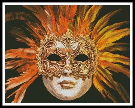click here to view larger image of Orange Mask (chart)
