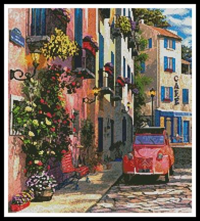 click here to view larger image of Rue Francais (Crop 2) (chart)