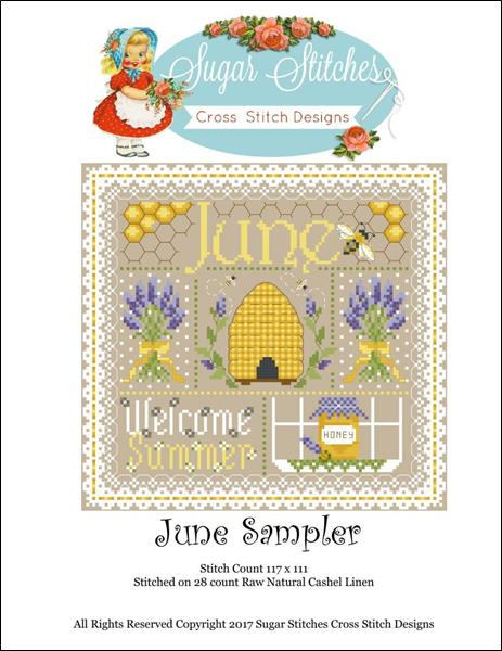 click here to view larger image of JUNE Sampler (chart)