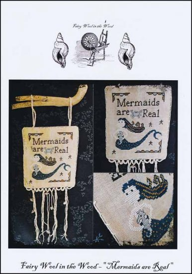 click here to view larger image of Mermaids Are Real (chart)