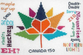 click here to view larger image of Canada 150 (chart)