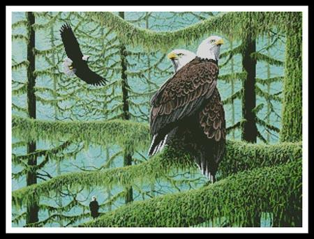 click here to view larger image of Gathering Of Eagles, A  (Mike Bennett) (chart)