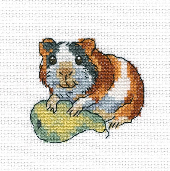 click here to view larger image of Rodent Bonn (counted cross stitch kit)