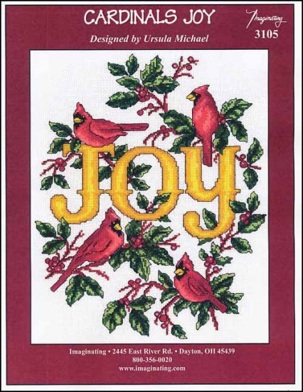 click here to view larger image of Cardinals Joy (chart)