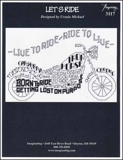 click here to view larger image of Lets Ride (chart)
